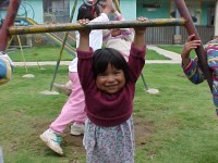 Kimberly at the Orphanage