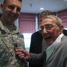 Lt. Colonel Miller from Sgt Miller