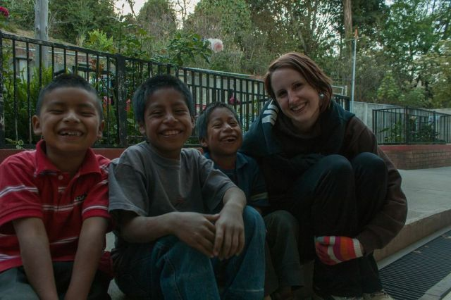 Kayla and Kids
