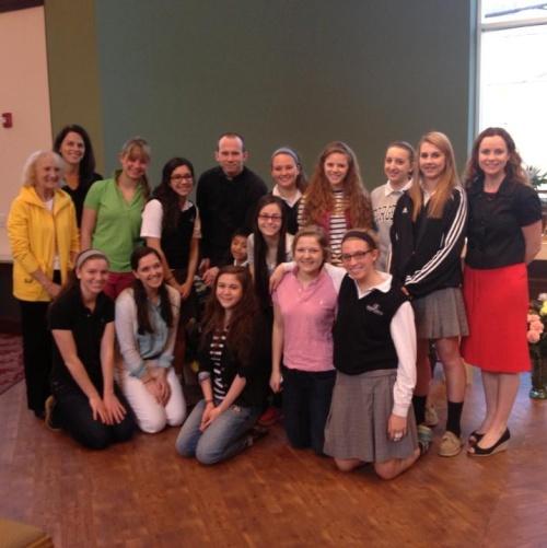 1304 OC Girls and Denilson